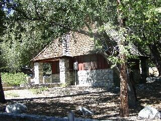 Campground directory and national forest campgrounds for Camping cabins near los angeles