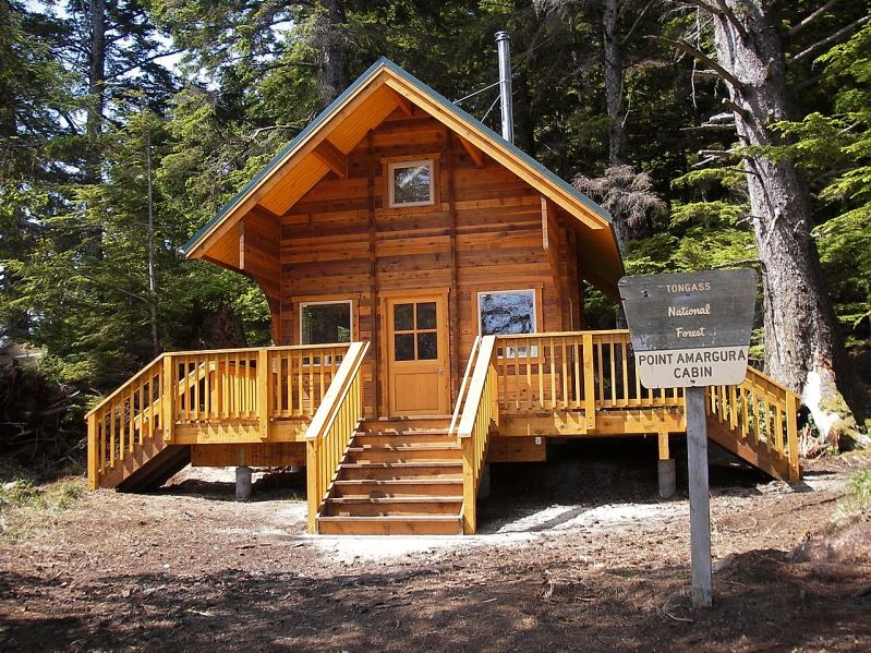 Tongass National Forest Campgrounds