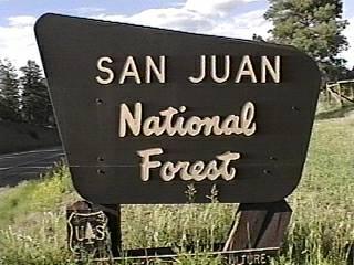 San Juan National Forest Campgrounds